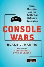 Console Wars: Sega, Nintendo, and the Battle that Defined a Generation-ExLibrary