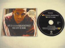 JAY-Z & BLACKSTREET  The City Is Mine  MAXI CD