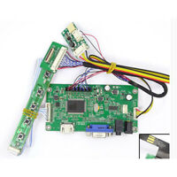 "for HQ097QX1-IPS/LQ097L1J01 2048X1536 9.7"" LED Controller Board LCD HDMI VGA EDP"