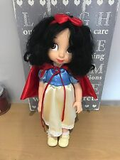Disney store Animator poupée Blanche neige poupée