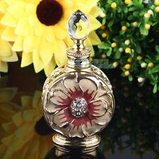 12ml Antique Elegant Vintage Style Empty Perfume Bottles New Women Gifts Decor