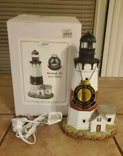 LEFTON HISTORIC AMERICAN LIGHTHOUSE MONTAUK POINT 1992 00884 INLET 1797 ORG BOX