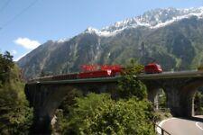 PHOTO  SWITZERLAND 2006 GERMAN LOCOS    WASSEN