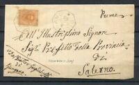 S4326) Regno 1896 Carpeta sin Texto Giungano Salerno