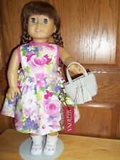 "NEW KEY CHAIN PURSE FOR 18"" AMERICAN GIRL-BATTAT-MADAME ALEXANDER-OUR GENERATION"