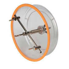 40mm-200mm REGOLABILE DIAMETRO FORO CUTTER & Cowling-legno, plastica, cartongesso