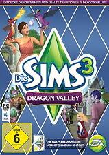 Die Sims 3: Dragon Valley (PC/Mac, 2013, DVD-Box)