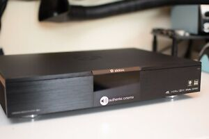 Zidoo UHD3000 mit authentic cinema Digital und Analog Modifikation