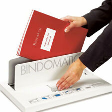Bindomatic 5000 Quality Thermal Binding Machine & FREE 200+ Frosted Blue Covers