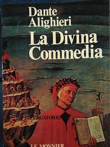 LA DIVINA COMMEDIA DANTE ALIGHIERI BOSCO REGGIO LE MONNIER 1979
