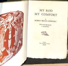 My Rod My Comfort, Bruce Lockhart, Sir Robert, Good Condition Book, ISBN