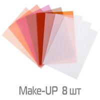 LEE-Filters Make-up gels 8 pcs for Strobe Light Photography