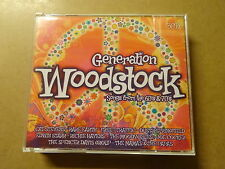 3 CD BOX / GENERATION WOODSTOCK: SONG FROM THE 60'S & 70'S