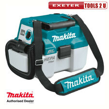 NEW Makita  DVC750LZ 18v Brushless L-Class Vacuum Cleaner Body only