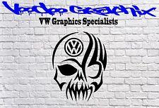 """Calcomanías con el logotipo de Volkswagen 12"""" VW Transporter T5 T4 caravanas Bonnet"""
