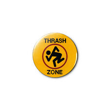 DRI Thrash Zone 1.25in Pins Buttons Badge *BUY 2, GET 1 FREE*