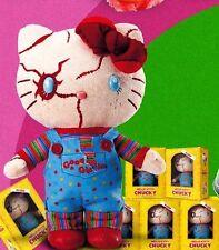 Hello Kitty Chucky Plush Universal Studio Japan Limited Edition