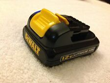 New Dewalt DCB120 12V 12 Volt Max Battery Lithium Ion Li-Ion Genuine Dewalt