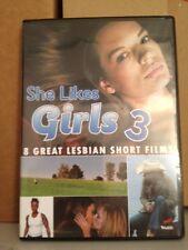 She Likes Girls 3 (DVD, 2008) Rare OOP Like New