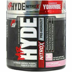 ProSupps - Mr.Hyde-US Version- 228g - Pre Workout Booster