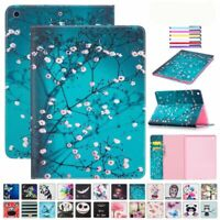 """For iPad Air 3rd Gen 2019 10.5"""" Case Patterned Leather Wallet Stand Folio Cover"""