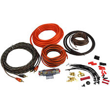 KIT8 8 Gauge Car Amplifier Amp Power Wiring Installation Wire Kit