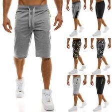 Abbiglimento sportivo da uomo pantaloncini für fitness misto cotone