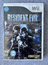 Nitendo Wii Resident Evil The Darkside Chronicles