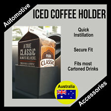 VW Amarok - Iced coffee holder dashboard purpose built bracket
