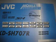 JVC KD-SH707R