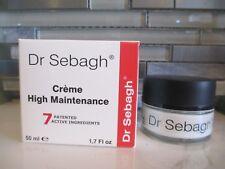 DR SEBAGH CREME HIGH MAINTENANCE 1.7 OZ BOXED