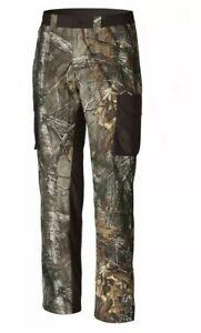 NWT Columbia PHG Mens Biggs Landing Pants Hunting Hiking Pants Camp Cargo $70