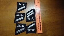 MILITARY STRIPES MILITARY INSIGNIA BX 12 #14