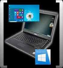 DELL LATITUDE E6400 14,1 ZOLL INTEL CORE 2 DUO 2.40GHZ 2GB RAM 250GB DVDRW WIN10