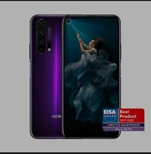 NUOVO CON SCATOLA Honor 20 Pro - 256 GB di RAM, 8GB-Nero Fantasma-Dual Sim, sbloccato