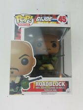 GI Joe Roadblock Funko POP! Vinyl Bobblehead Figure 45