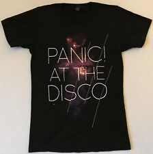 PANIC AT THE DISCO Size Small Black T-Shirt
