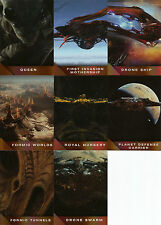 """Ender's Game Trading Cards ~ """"FORMIC"""" Insert/Chase Card Set (SB-01-08)"""