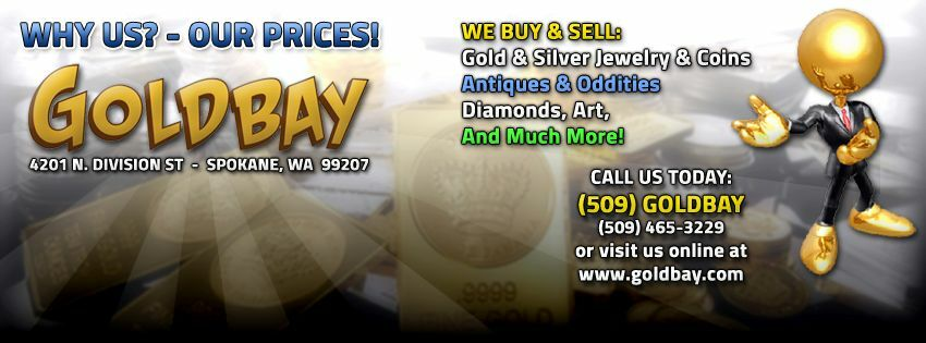 Goldbay Gold Nuggets and More Store