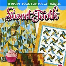 NEW BOOK: Sweet Tooth, A Recipe Book For Pre-Cut Bundles