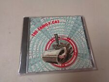 Sealed CD Steamrollers  The Family Cat