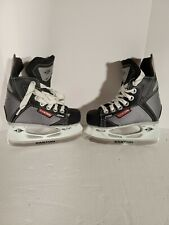 New listing Easton sys2 youth hockey ice skates Y8 carbon steel