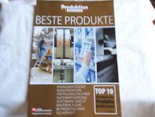 Zeitschrift: Produktion Magazin. 1 / 2017