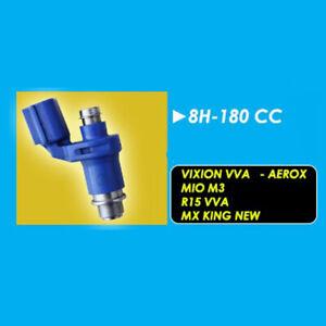 Yamaha Aerox / R15 V3 VVA - Super Jet Racing Injector 8 Holes 180cc / BRT