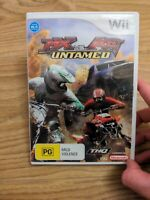 MX Vs ATV Untamed Nintendo Wii Game Complete With Manual PAL - Fast & Free P&P