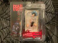 CINEMA OF FEAR Nightmare on Elm Street Nancy in bathtub figure freddy krueger