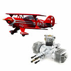 """Hangar 9 Pitts S-2B 50-60cc 71.6"""" with DLE 60cc Twin Engine"""