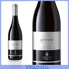 Vino Bianco Statti Greco Lamezia Cl 75 IGT 100% Greco