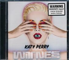 KATY PERRY Witness CD NEW Roulette Hey Hey Hey Mind Maze Bigger Than Me