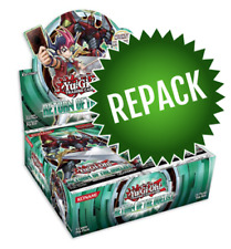 RETURN OF THE DUELIST REDU Booster Box Repack 24 Opened Packs In Box 200+ Cards!